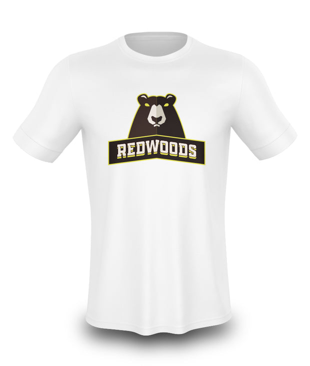 Redwoods Perkovic #16 N+N Tee - Youth