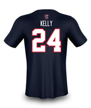 PLL Cannons Kelly #24 N+N Tee - Youth