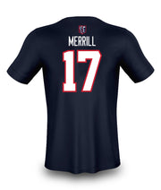 PLL Cannons Merrill #17 N+N Tee - Men's