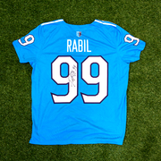 Autographed Paul Rabil Replica Jersey - Men's