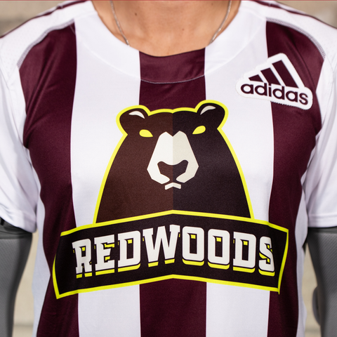 PLL Redwoods Harrison White Replica Jersey - Youth