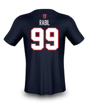PLL Cannons Rabil #99 N+N Tee - Youth