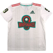 PLL Whipsnakes Rambo 2020 White Replica Jersey - Youth