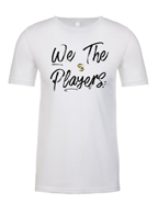 adidas We The Players Script Performance Tee - Men's