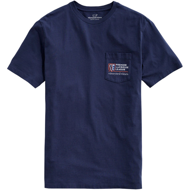 Vineyard Vines X PLL Archers Pocket Tee - Men's