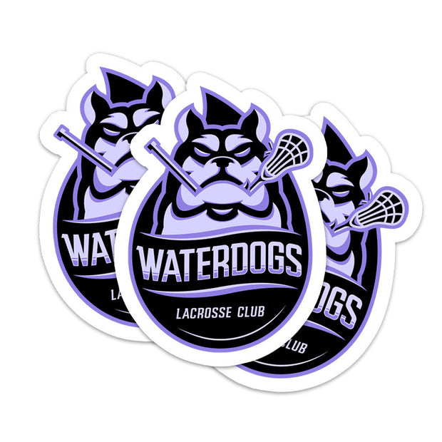 PLL Waterdogs Sticker Pack