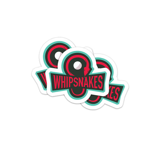 PLL Whipsnakes Sticker Pack