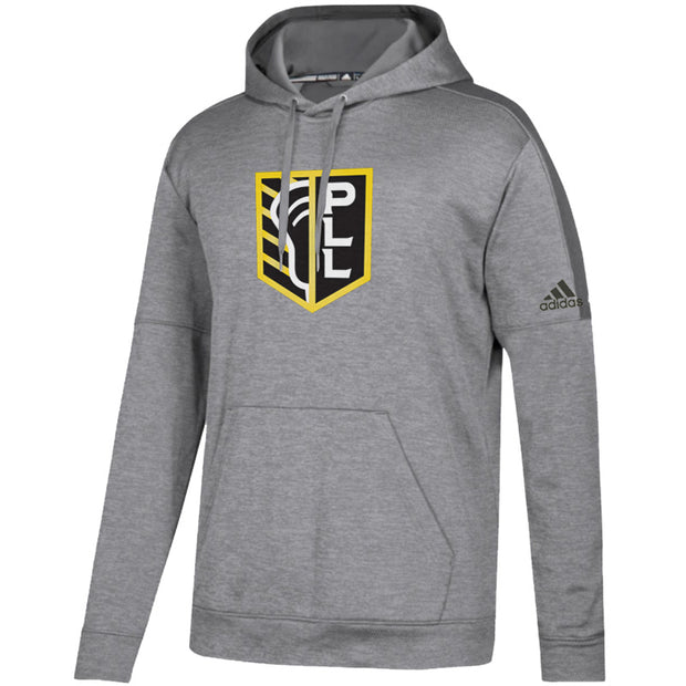 PLL adidas Shield Performance Pullover Hoodie - Grey