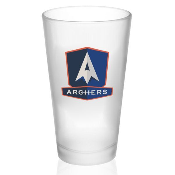PLL Archers Pint Glass