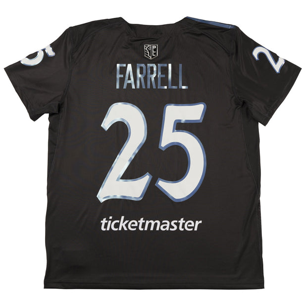 PLL Chrome Farrell Black Replica Jersey - Youth