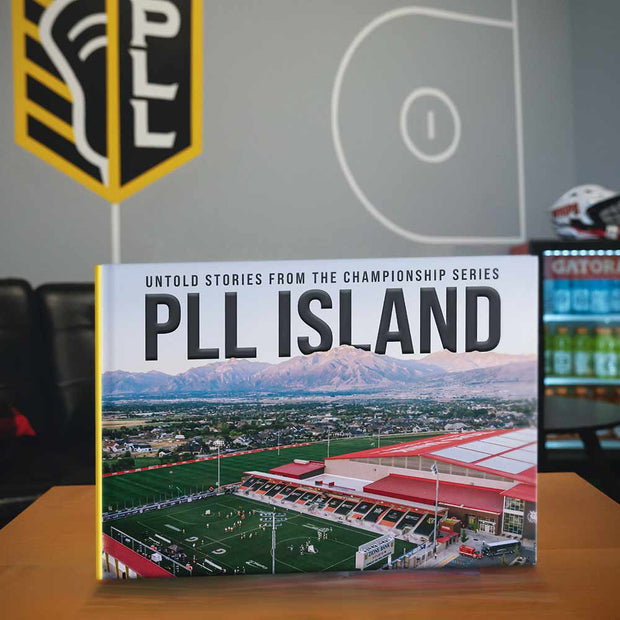 PLL Island: Untold Stories from the Championship Series - Coffee Table Book