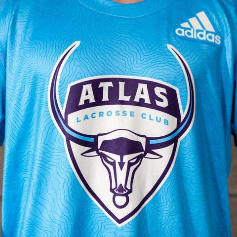 PLL Atlas Rabil Solar Blue Replica Jersey - Youth