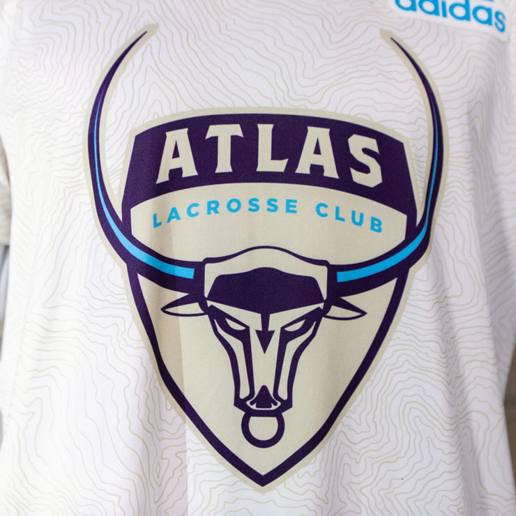 PLL Atlas Rabil White Replica Jersey - Men's