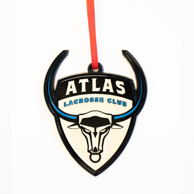 PLL Atlas Enamel Ornament