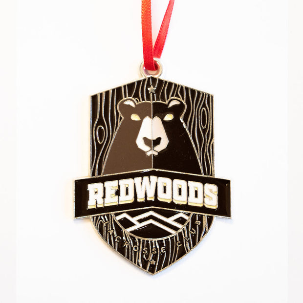 PLL Redwoods Enamel Ornament