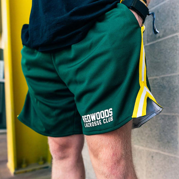 PLL Redwoods Retro Team Short
