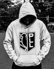 PLL x Staple Pigeon Grey Pullover Hoodie - Men's