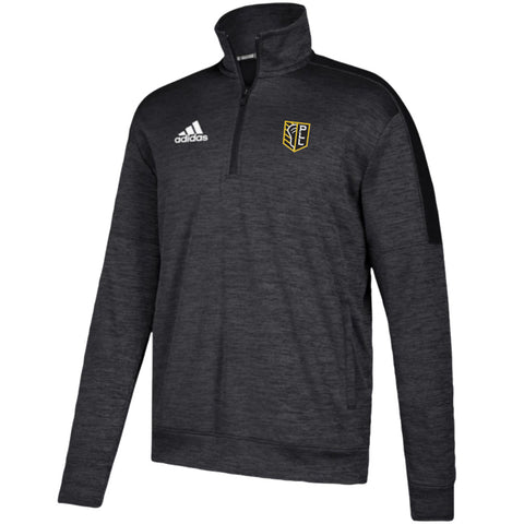 PLL Adidas Team Issue Quarter Zip Black - Men's