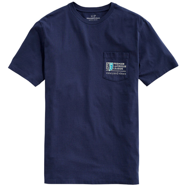 Vineyard Vines X PLL Atlas Pocket Tee - Men's