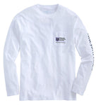 Vineyard Vines x PLL Waterdogs Longsleeve Pocket Tee - Men's