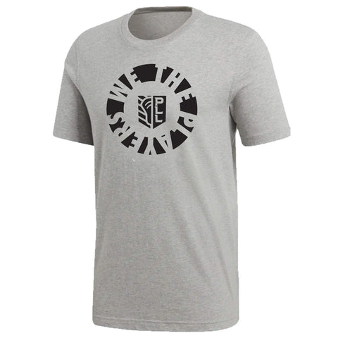 PLL adidas We The Players Logo Tee - Men's
