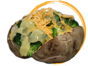Good Ol' Broccoli & Cheese - Vegan