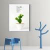 Cute little  plant decorative painting 003