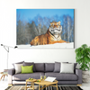 Strong tiger animal decorative painting 057