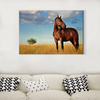 Strong horse animal decoration painting 010
