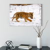 Cute little tiger animal class decorative painting 039