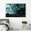Strong horse animal decoration painting 018