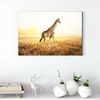 Beautiful giraffe animal decoration painting 033