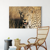 Cute leopard animal decoration painting 032