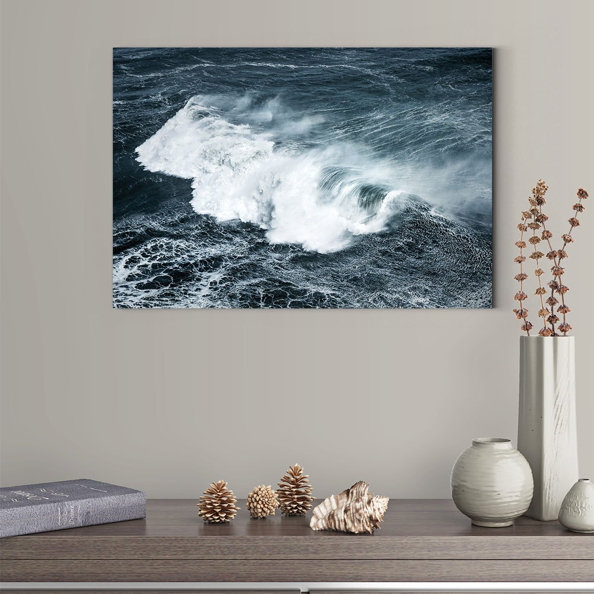 Close-up of sea waves Decorating Print 332