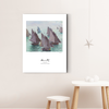 Monet VESSEL Decorative paintings 001