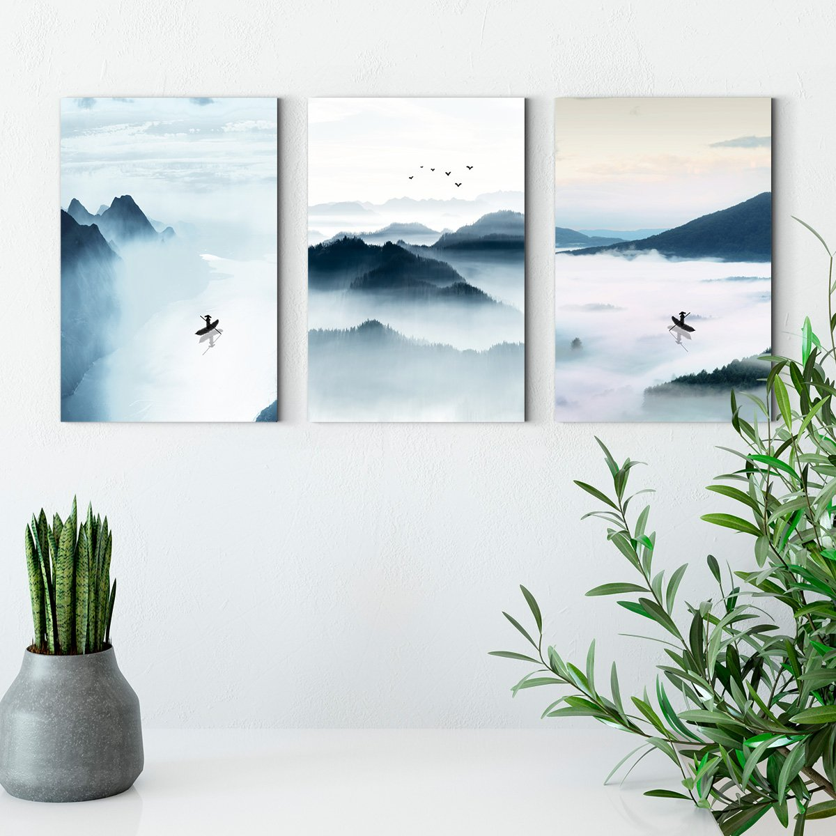 Traditional Chinese Painting - landscape decoration painting for living room