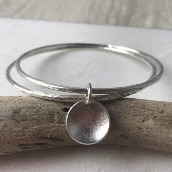 Double Crater Bangle