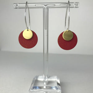 Vilaflor Small Dot Earrings