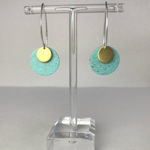 El Medano Small Dot Earrings