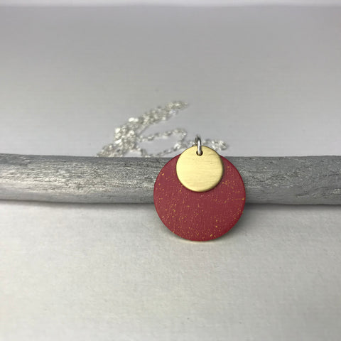 Vilaflor Small Dot Necklace