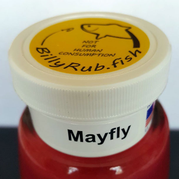 Mayfly Bait Scented Fish Attractant - 100% All Natural