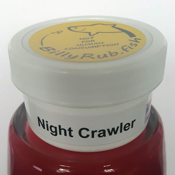 Night Crawler Bait Scent Fish Attractant - 100% All Natural