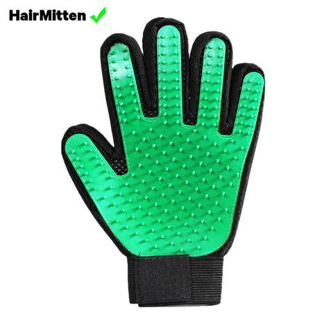 Image of HairMitten™ Pet Grooming Golve