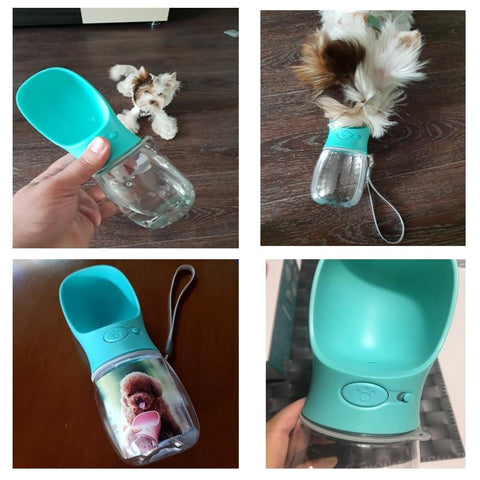 Image of Portable Pet Water Bottle