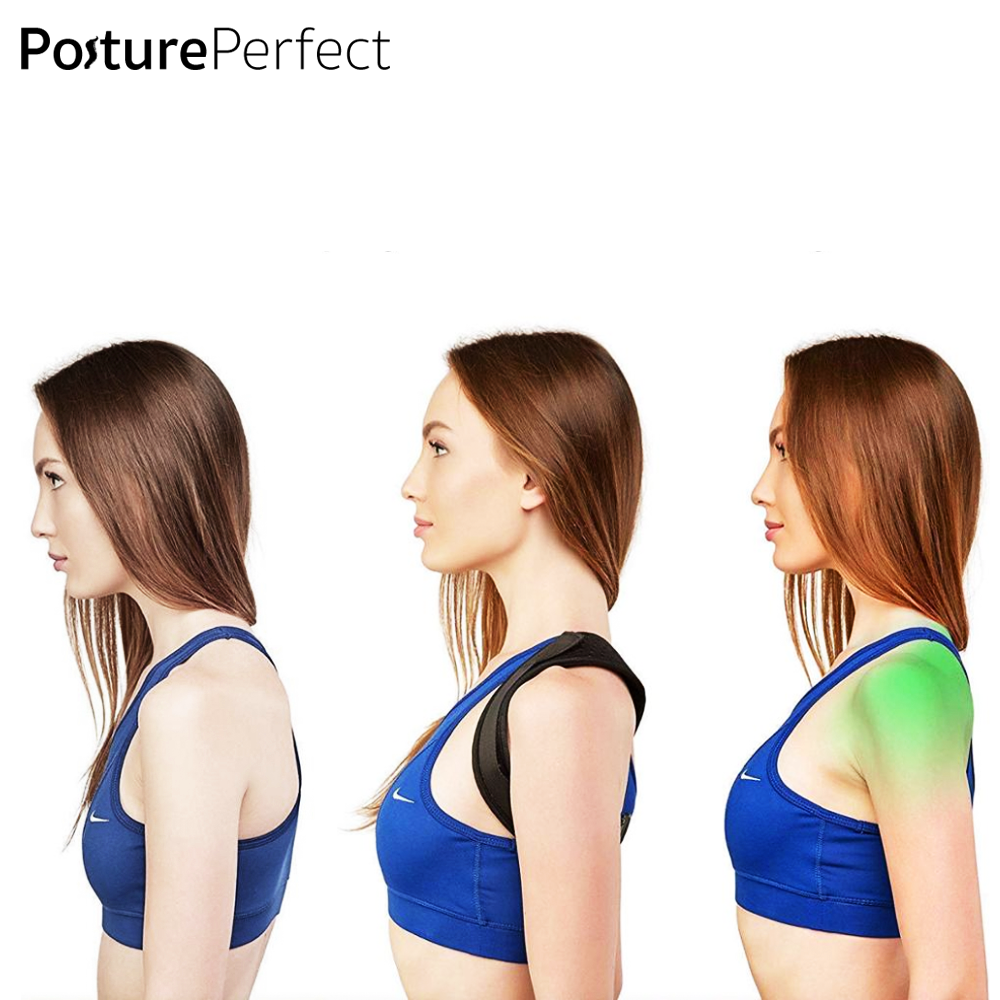 PosturePerfect Posture Corrector - 50% OFF Today