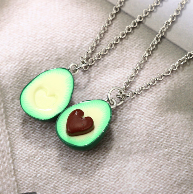 Avocado Necklace
