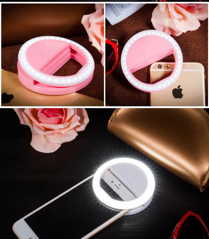 Image of Bright LED Selfie Light Ring