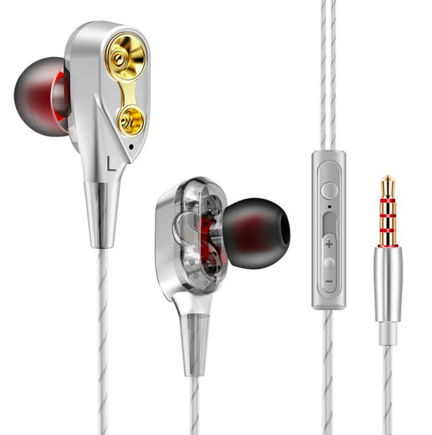 XD200 Multi Driver Noise Isolating Earbuds