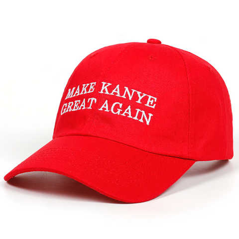 Make Kanye Great Again Hat