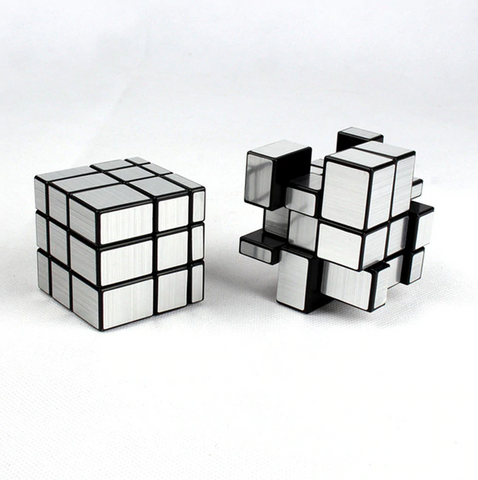 Image of Mirror Rubik's Cube